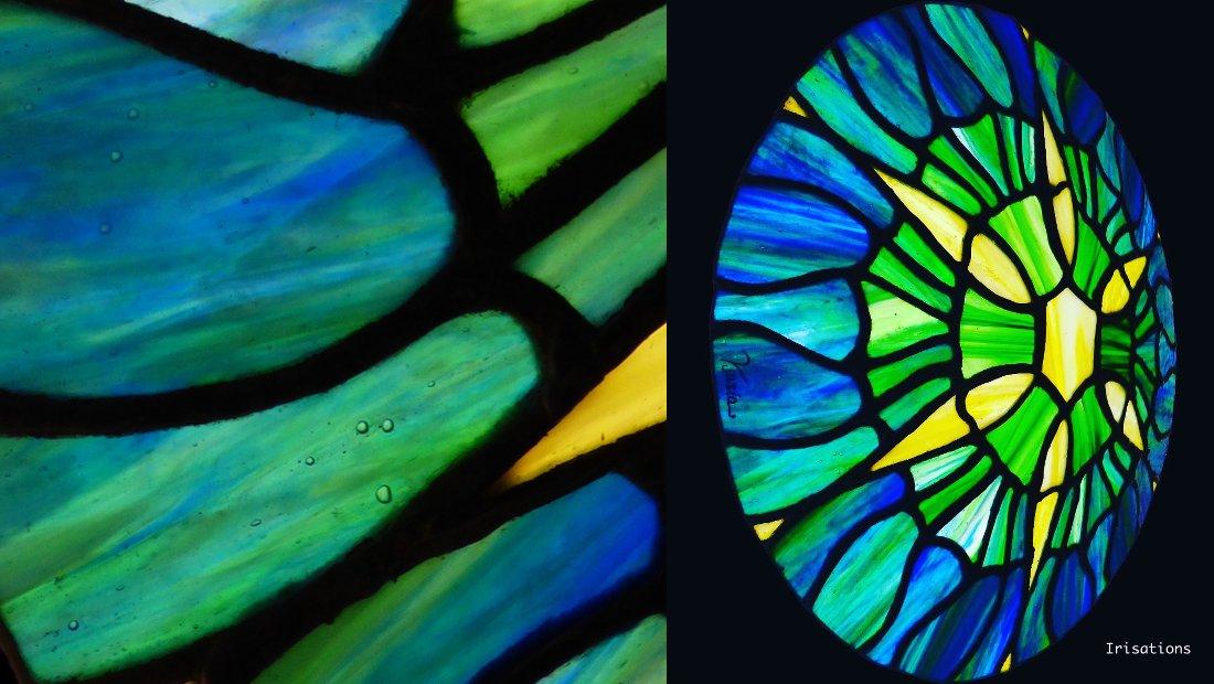 Irisations Creation De Vitraux D Art Paris Versailles