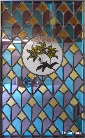 Stained glass initiation class beginners
